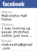 Makeesha Fisher's Facebook profile
